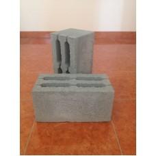Камень стеновой 30% пустотности 188х190х390