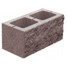 Камень стеновой рубленый 188х190х390