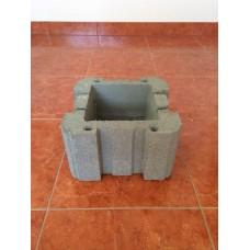 Камень столбовой 320х320х188 мм