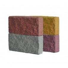 Фасадная плитка рубленая 90 мм