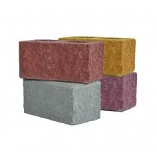 Камень стеновой рубленый угловой
