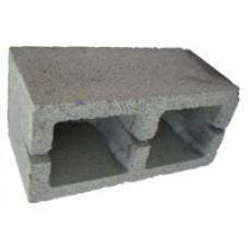 Камень стеновой рубленый  угловой 188х190х395